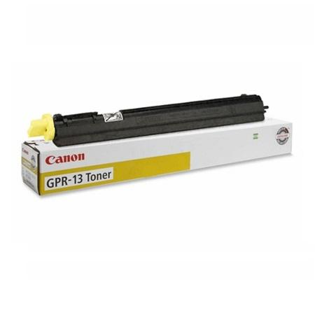 Canon GPR-13 Original Yellow Toner Cartridge (8643A003AA)