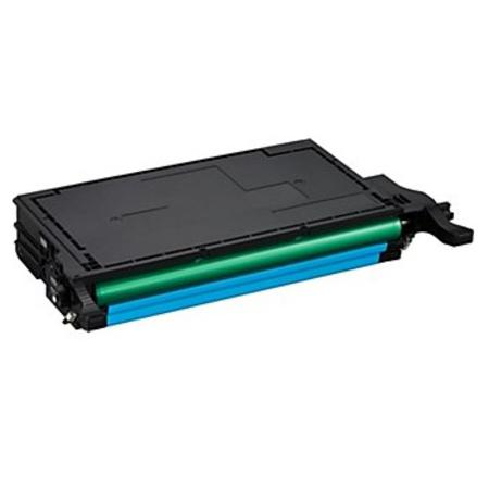 Compatible Cyan Samsung CLT-C508L Toner Cartridge