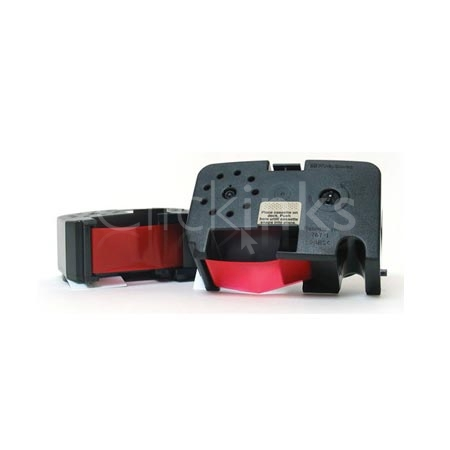 Pitney Bowes 767-1 Compatible Red Ribbon Cassette