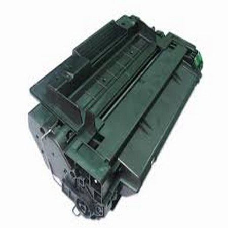 HP 55A (CE255A) Black Remanufactured Micr Toner Cartridge