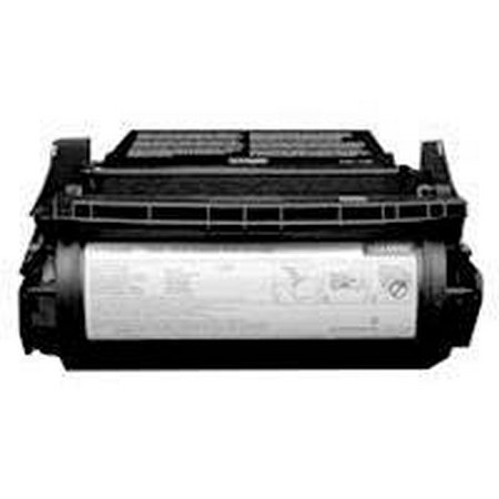 Compatible Black Lexmark 12A6765 Micr Toner Cartridge