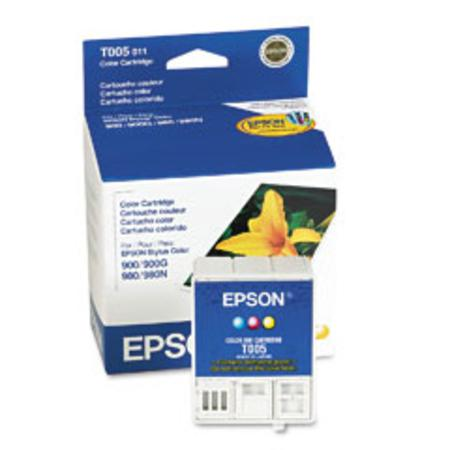 Epson T005 (T005011) Original Color Cartridge