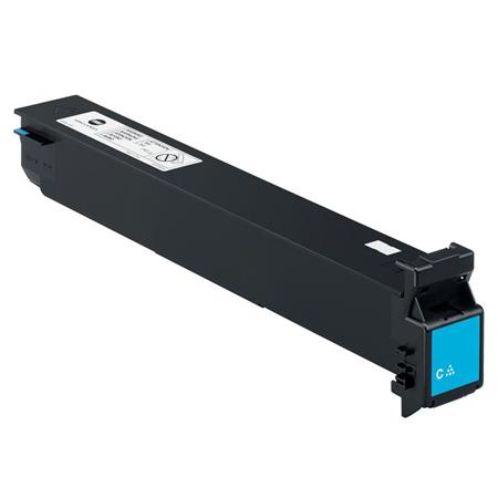 Konica Minolta TN711 Cyan Remanufactured Toner Cartridge