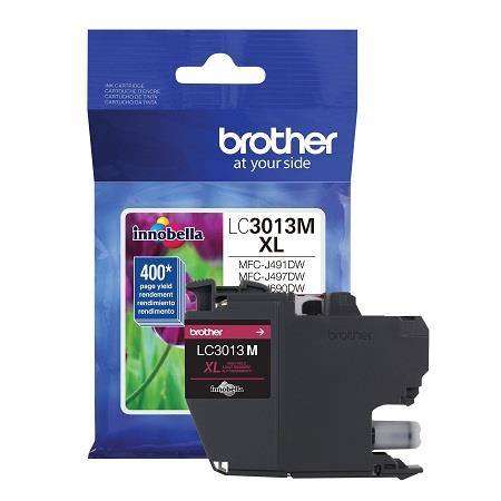 Brother LC3013M Magenta Original High Capacity Ink Cartridge
