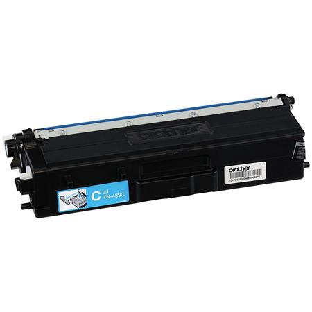 Brother TN439C Cyan Original Ultra High Capacity Toner Cartridge