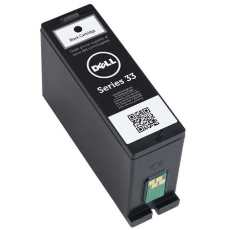 Dell 331-7377 (series 33) Original Black Extra High Capacity Single Use Ink Cartridge (T9FKK)
