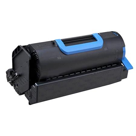 Compatible Black Oki 45488801 Standard Yield Toner Cartridge