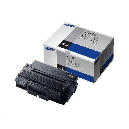 Samsung MLT-D203U Black Original Ultra-High Capacity Toner Cartridge