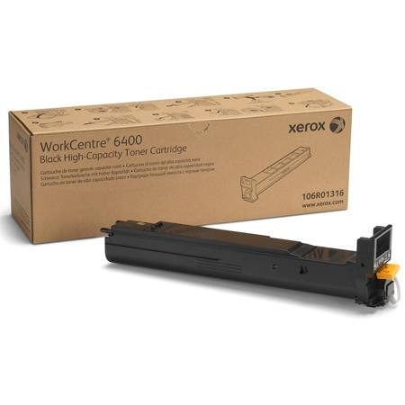 Xerox 106R01316 Black Original High Capacity Toner Cartridge