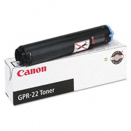 Canon  GPR-22 Original Black Toner Cartridge (0386B003AA)