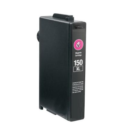 Compatible Magenta Lexmark No.150XL High Yield Ink Cartridge (Replaces Lexmark 14N1616)