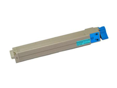 Compatible Cyan Oki 42918903 Toner Cartridge
