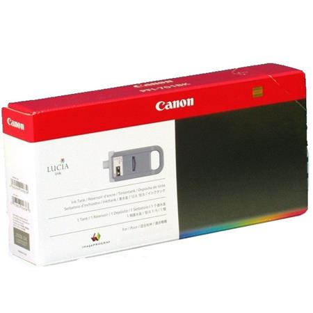 Canon PFI-306BK Original Black Ink Cartridge
