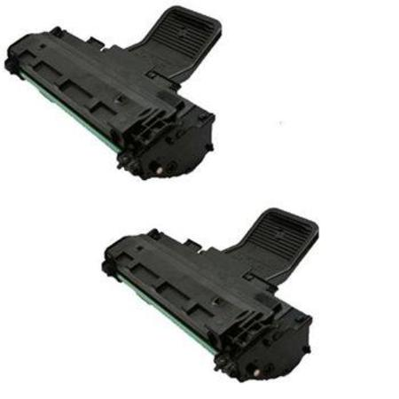 ML-1610 Black Remanufactured Toner Cartridge Twin Pack