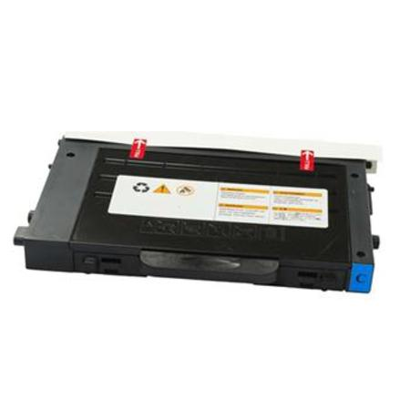 Compatible Cyan Samsung CLP-500C Toner Cartridge