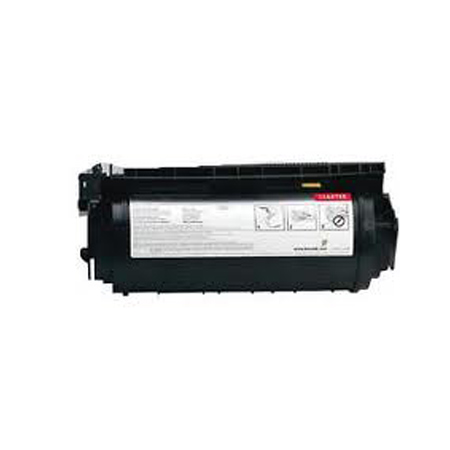 Compatible Black Lexmark 12A6765 High Yield Toner Cartridge
