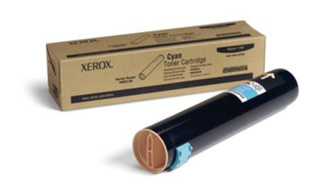 Xerox 106R01160 Cyan Original Toner Cartridge