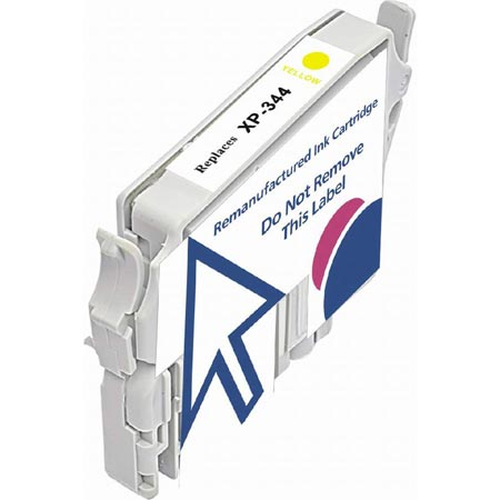 Compatible Yellow Epson T0344 Ink Cartridge (Replaces Epson T034420)