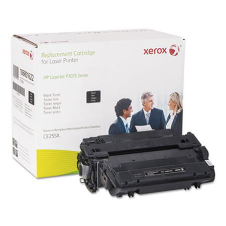 Xerox Premium Replacement Black High Capacity Toner Cartridge for HP 55X (CE255X)