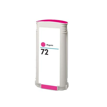 HP 72 Magenta Remanufactured High Capacity Ink Cartridge (C9372A) (130ml)