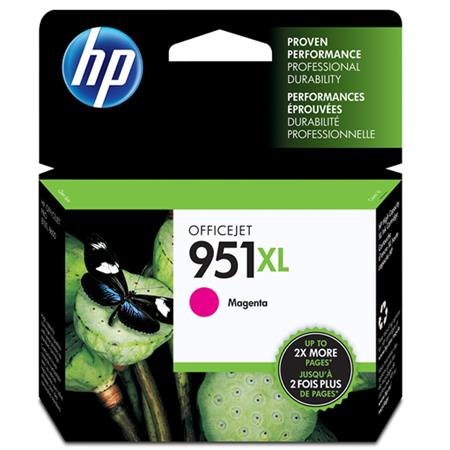 HP 951XL (CN047AN) Magenta Original High Capacity Officejet Ink Cartridge