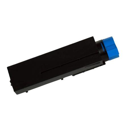 OKI 44574901 Black Remanufactured High Capacity Toner Cartridge