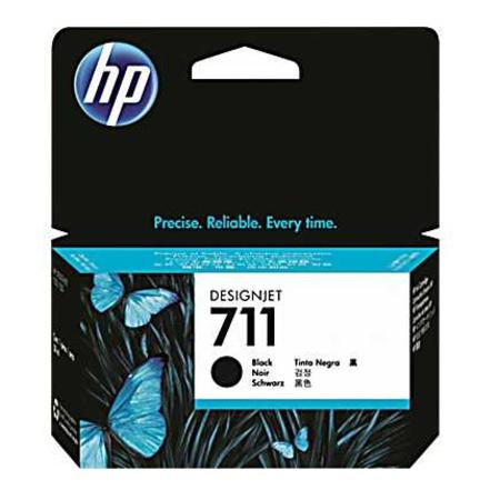 HP 711 Black Original Ink Cartridge (38ml)