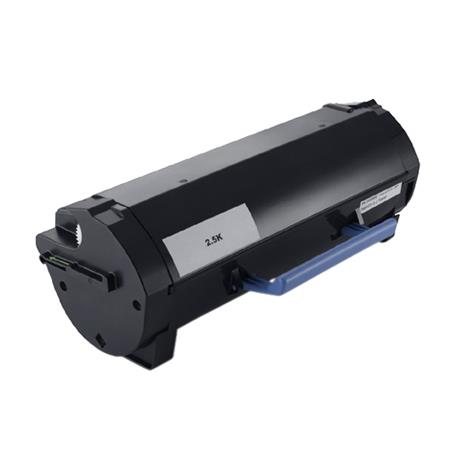 Compatible Black Dell 7MC5J Standard Capacity Toner Cartridge (Replaces Dell 331-9803)