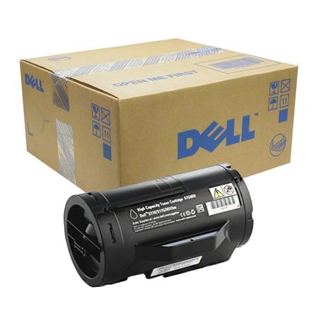 Dell 593-BBMF Black Original High Capacity Toner Cartridge (47GMH)