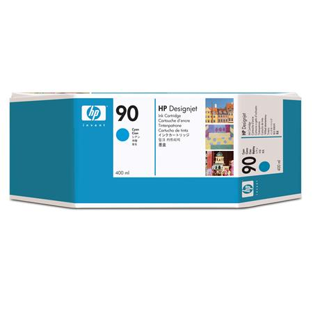 HP 90 (C5061A) Cyan Original High Capacity Ink Cartridge