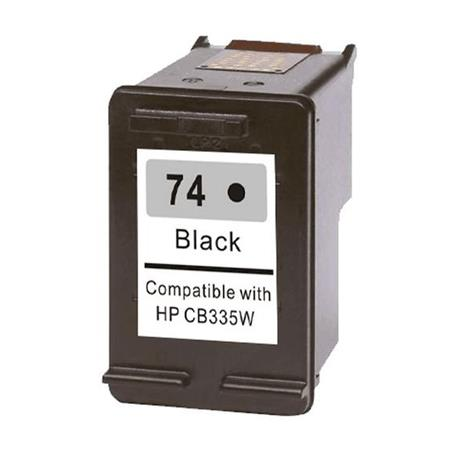 Compatible Black HP 74 Ink Cartridge (Replaces HP CB335WN)