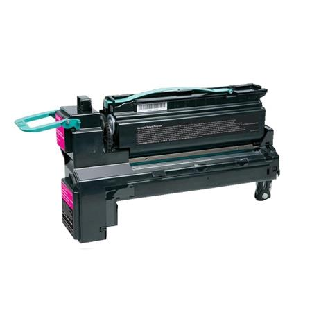 Compatible Magenta Lexmark C792X1MG Extra High Yield Toner Cartridge