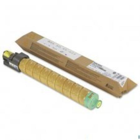Ricoh 821027 Original Yellow Toner Cartridge