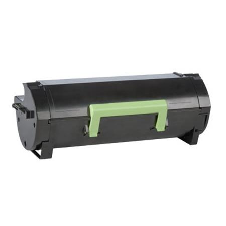 Lexmark 50F1U00 (501U) Black Remanufactured Ultra High-Yield Return Program Toner Cartridge