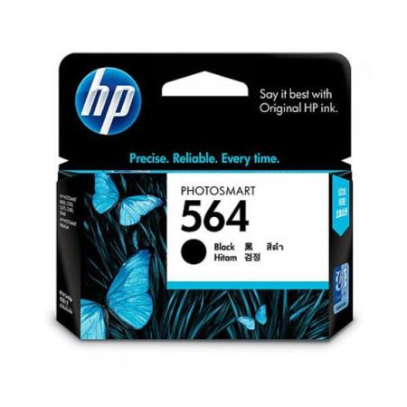 HP 564 Black Original Inkjet Cartridge