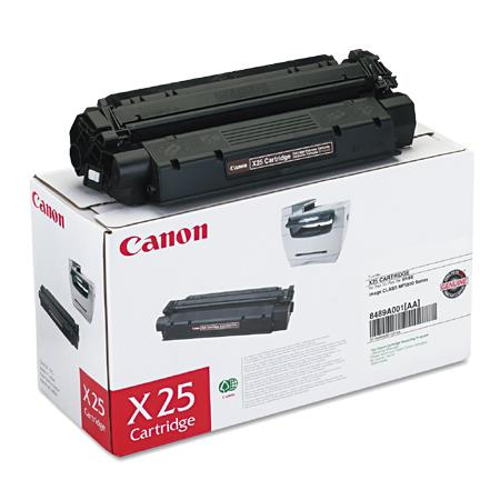 Canon X25 Original Black Toner Cartridge