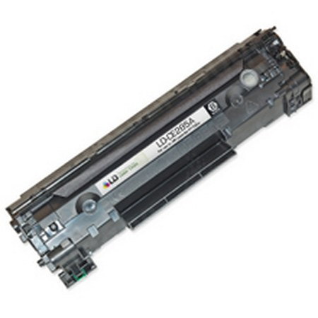 HP 85A(CE285A) Black Remanufactured Micr Toner Cartridge