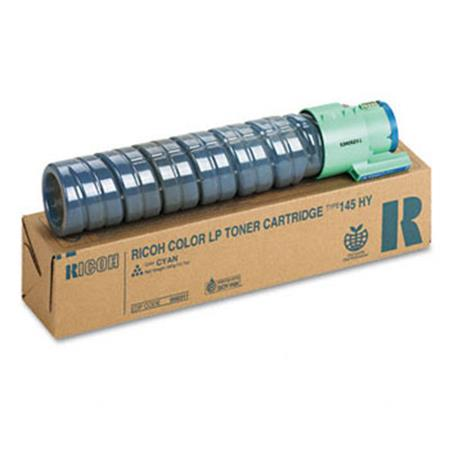 Ricoh 888311 Cyan Original High Capacity Toner Cartridge (Type 145)