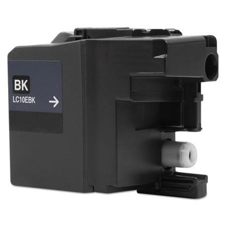 Brother LC10EBK Black Compatible Extra High Capacity Ink Cartridge