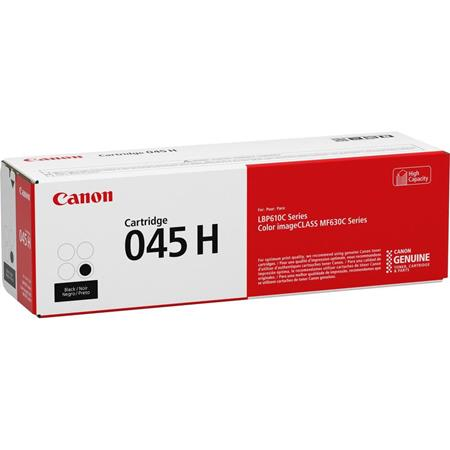 Canon 045H (1246C001) Black Original High Capacity Toner Cartridge