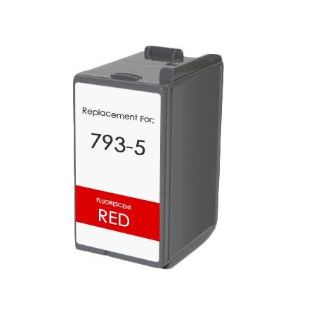 Compatible Red Pitney Bowes 793-5 Ink Cartridge