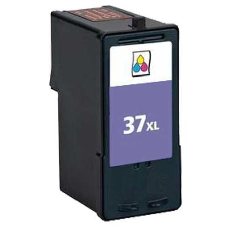 Lexmark No.37XL(18C2180) Remanufactured Color High Capacity Ink Cartridge