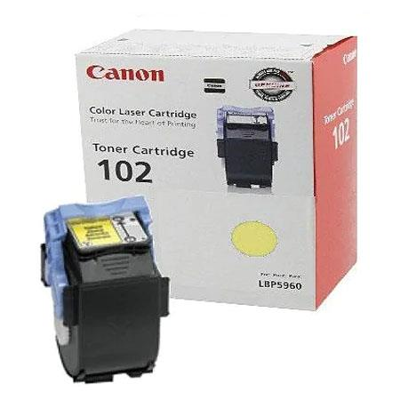 Canon CRG-102 Yellow Original Toner Cartridge