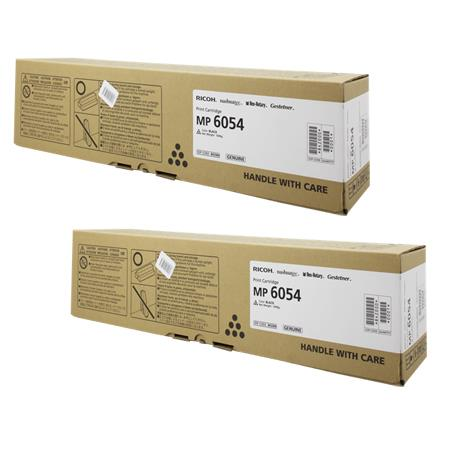 Ricoh 841999 Black Orginal Toner Cartridge Twin Pack