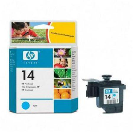 HP 14 Cyan Original Printhead (C4921A)