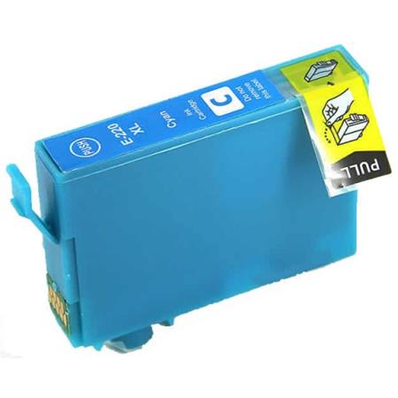 Epson 220XL Cyan Remanufacured High Capacity Ink Cartridge (T220XL220)