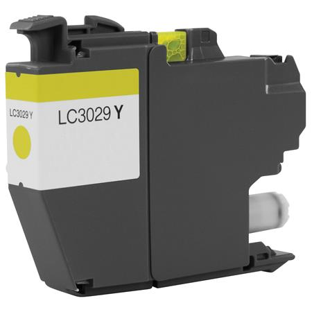 Compatible Yellow Brother LC3029Y High Yield Ink Cartridge