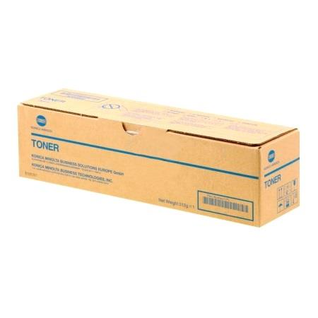 Konica Minolta TNP-40 Black Original Toner Cartridge (A6WN01F)