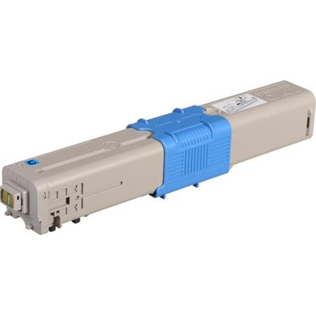 OKI 46507503 Cyan Original Toner Cartridge