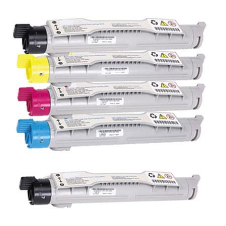 Compatible Multipack Dell 310-7890/7892/7894/7896 Full Set + 1 EXTRA Toner Cartridges